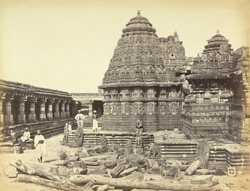 Temple at Somnath-pur 51224